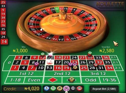 Roulette có luật chơi đơn giản, tỉ lệ thắng cao